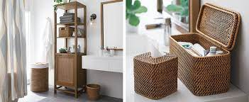Bathroom Storage Ideas And Tips Crate And Barrel