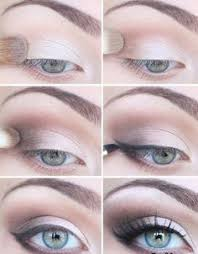 cute makeup ideas brown eyes for eyes008 soft smokey crease make up ideas