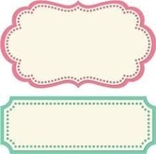 Cute Template Cute Label Templates Business Template With Cute Label Templates