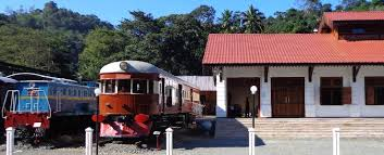 national railway museum declared open in kadugannawa
