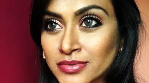 indian kohl makeup look