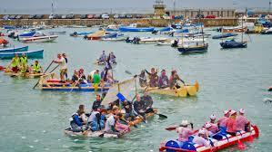 Image result for st ives raft race