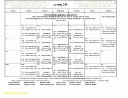 Fitness Plan Template Weekly Beautiful Workout Schedule Template ...