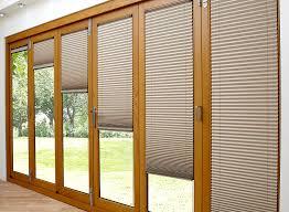 door blinds. Blinds For External Bifolds Door D