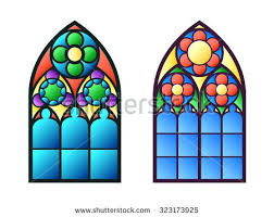 stained glass window pattern free vector art stock graphics images church windows patterns stained glass window pattern