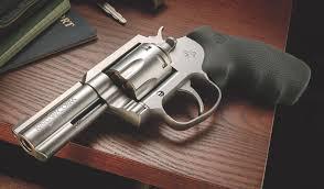 Colt King Cobra Revolver Review
