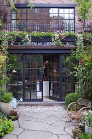 Small Picture Window Boxes Small Patio City Garden Ideas houseandgardencouk