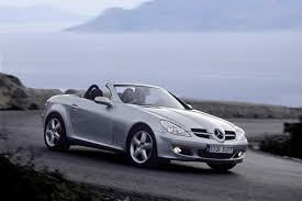 2005 Mercedes SLK-Class Review - Gallery - Top Speed