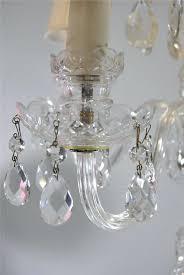 antique glass chandeliers vintage cut glass crystal chandelier with five arms antique glass exit lights