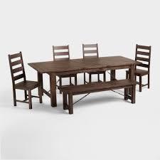Wood Garner Dining Chairs, Set of 2 | World Market