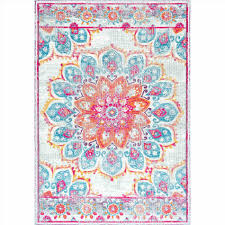 improvement best round pink rugs for nursery of target pink rug photos home improvement round area