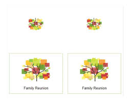 Printable Family Reunion Invitations Family Reunion Invitations Family Reunion Invitations Template