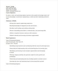 Technical Marketing Engineer Resume Technical Marketing Engineer