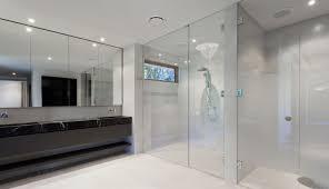 frameless shower doors fort lauderdale boca raton giant glasirror