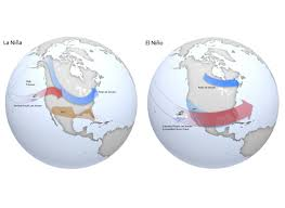 What Unusual Pattern Occurs During El Niño Custom El Niño Forms One Facet Of Complex Cycle WisContext