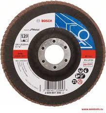 Купить <b>шлифовальный круг</b> X551 Expert for Metal <b>125 мм K120</b> ...