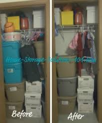 Kids Closet Organization Hall Of Fame Before And After Pictures