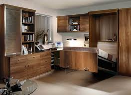 study bedroom furniture. Bespoke Study Bedroom With Half Open Bed Furniture E