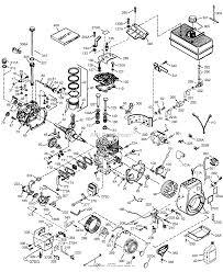Tecumseh lh358xa 159493y parts diagram for engine parts list hm1003