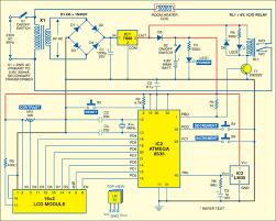temperature control system full circuit diagram explanation temperature control system circuit