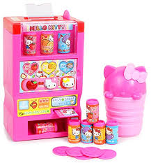 Toy Vending Machine Companies Adorable Amazon Hello Kitty Toy Vending Machine With Coins Juice And