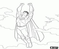 This page contains online games about superman, the most courageous of all men in the world. Superman Coloring Pages Printable Games