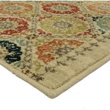 dining room cute accent rugs mohawk home liuard fl medallion rug regarding accent rugs