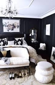 97 Best BLACK, WHITE & GOLD BEDROOM images | Bedrooms, Master ...