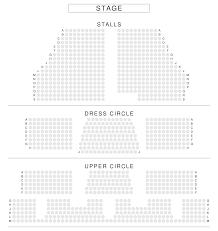 Cambridge Theatre London Seating Plan Reviews Seatplan