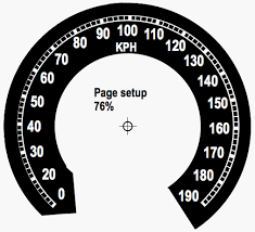 Kph Conversion To Mph Chart Kph Speedometer Conversion How To Library The Mg Experience