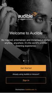 Sign In App How Can I Sign In To The Audible App On Ios Device