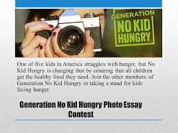 generation no kid hungry believes teens can make a difference  generation no kid hungry photo essay contest one of five kids in america struggles hunger