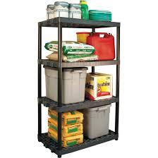 plano 4 shelf ventilated storage unit