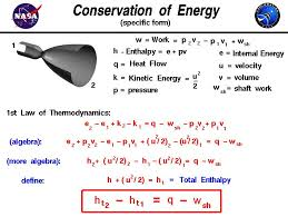 derivation of the energy equation from