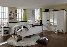 Steens Schlafzimmer Set Monaco Landhaus 4 Teiliges Set Kiefer