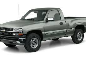 2001 Chevrolet Silverado 1500 Base 4x2 Regular Cab 8 ft. box 133 in ...