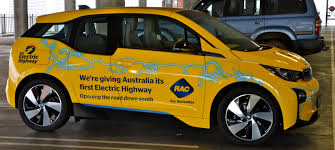 driver assistance vehicles operated by the royal automobile club of western australia left bmw i3 and the national roadotorists association