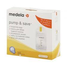 Медела <b>пакеты</b> д/сбора/<b>хранения грудного</b> молока №20 (Medela ...