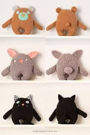Free Stuffed Animal Patterns Simple 48 Free Stuffed Animal Patterns Textile Toys Pinterest