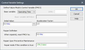 Failure Mode Simulating Preventive Maintenance As A Failure Mode