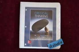 Critical Thinking   Edition    by Brooke Noel Moore  Richard     SP ZOZ   ukowo case study sample social work  Moore parker critical thinking skills for  critical