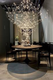 editorsu0027 picks 90 statement light fixtures jan pauwelsu0027s galaxy chandelier in nickel by baxter beautiful light fixtures 793