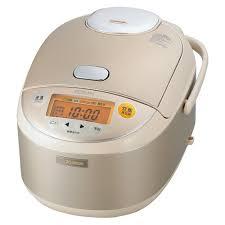 Nồi cơm điện IH Zojirushi có áp suất NP-ZE18-NL