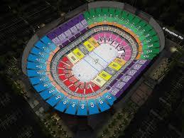 Anaheim Ducks Seating Chart With Seat Numbers Anaheim Ducks Virtual Venue Iomedia Pertaining To Honda