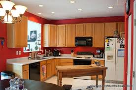 kitchen color ideas red. Modern Kitchen Color Ideas Red And Orange Scheme For P
