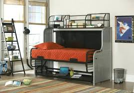 bunk bed with futon underneath latest loft bed with futon and desk with bunk beds with
