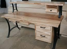 desk l shaped wood desk with hutch queen anne writing desk student corner desk walnut