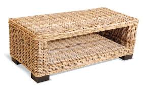 small wicker side table wicker trunk coffee table rattan coffee tables rattan cocktail table small wicker
