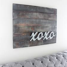 great galvanized metal wall art x o distressed wooden with beckham belle vase decor pocket clock shelf