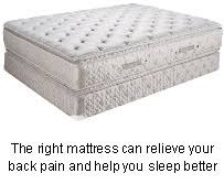 mattress good for back. guidelines to get the best mattress for lower back pain good p